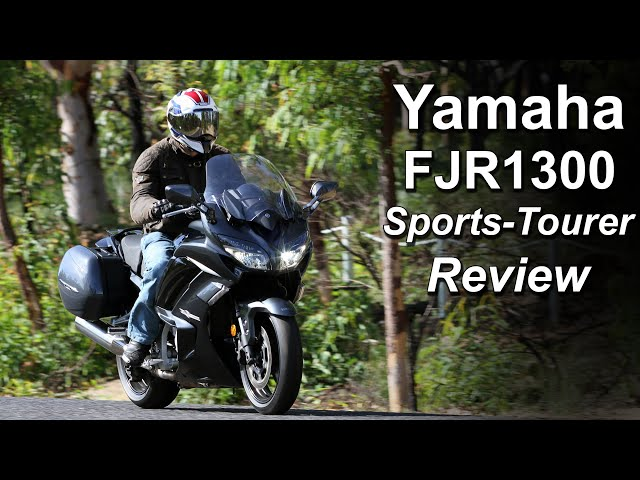 2020 Yamaha FJR1300 Review - Ultimate Sports Touring