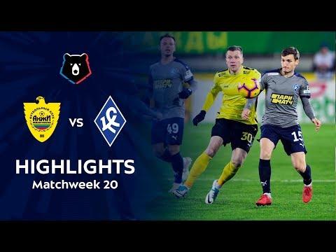 Highlights Anzhi Vs Krylia Sovetov (0-2)