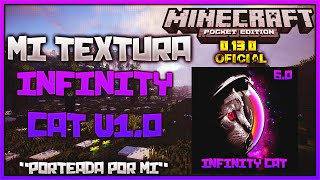 Minecraft PE 0.13.0 - Infinity Cat PVP V1.0 16X16- Texturas Para Pocket Edition Final