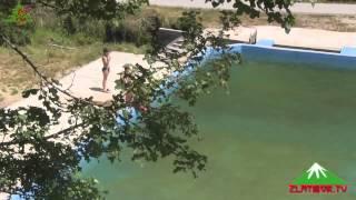 Bazen u selu Golovo - Čajetina(, 2014-07-02T18:49:03.000Z)