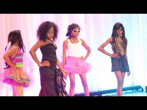 Kids FashionShow -Glamsense Kids StarSearch 2012