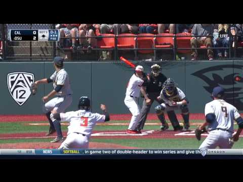 Oregon State Baseball - 5/7/17 vs. California