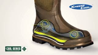 Chore Cool High Muck Boot Size 12