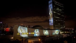 illUmiNations: Protecting our Planet     #ProjectingChange