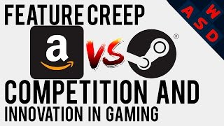 Competition And Innovation In PC Gaming | Feature Creep By Tarmack