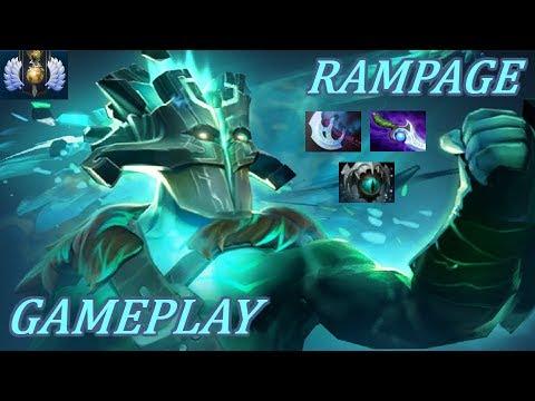 Dota 2 JUGGERNAUT OWNAGE + RAMPAGE | Ranked Gameplay Divine 5