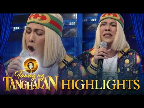 Tawag ng Tanghalan: Vice Ganda gigil to the cinemagoers