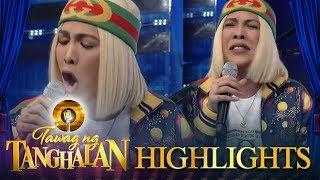 "Tawag ng Tanghalan: Vice Ganda ""gigil"" to the cinema-goers"