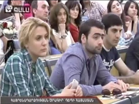 'Ardagaght', Repatriation and Tourism in Armenia.