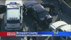 Police Chase Through Broward County Ends On 595 EB At 441