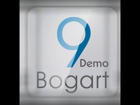 Bogart 9 for Windows Demo Promo Video