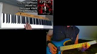 Epica - Cry For The Moon - collaboration cover with Henrique Vilela