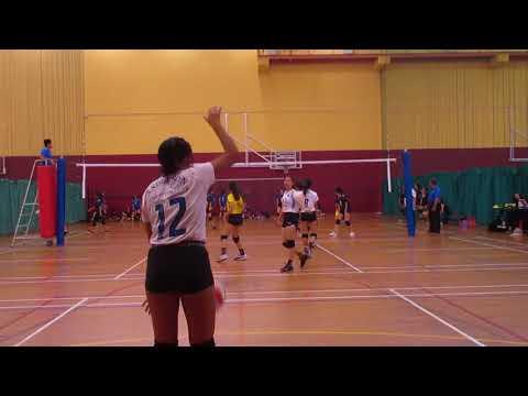 2018 A Div National Girls AJC vs JJC 3-0 set 1