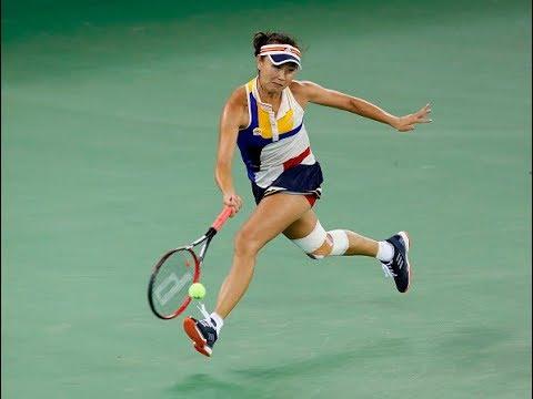 2017 Wuhan First Round | Peng Shuai vs. Petra Kvitova | WTA Highlights