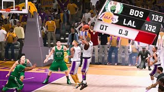 SENSATIONAL GAME WINNER with Kobe JUMPSHOT!! NBA 2K20 Mobile My Career Ep 46
