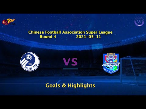 Dalian Pro Tianjin Teda Goals And Highlights
