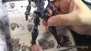Gundamcustoms 1 144 Rg 00 Raiser Part 2 Youtube