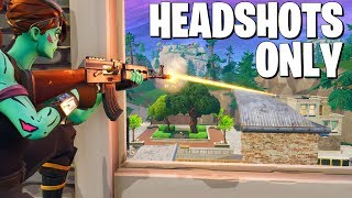 What Happens When Your AK Doesn't Miss (Fortnite Battle Royale)