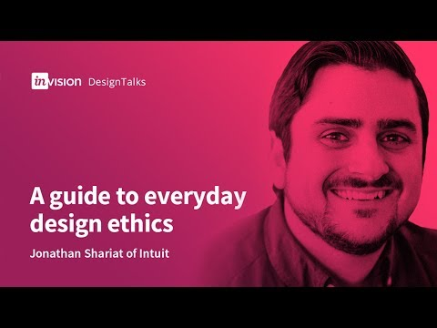 DesignTalk Ep. 59: A guide to everyday design ethics