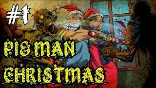 A Custom Zombies Christmas - Pie Man's Christmas: Another Amazing Map (part 1)