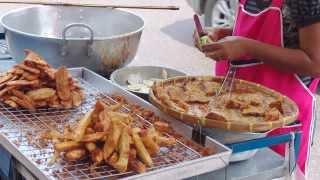 Thai Street Food - Bangkok Thailand