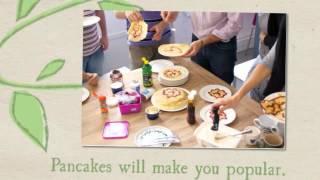 Best Pancake Mix Recipe | Best Pancake Recipe | Best Whole Wheat Pancake Recipe | Whole Wheat