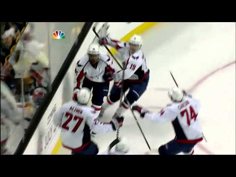 Joel Ward game 7 OT goal. April 25th 2012