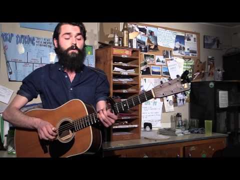 Musician Monday    Kevin Foley - Revelation Blues (Tallest Man on Earth Cover)