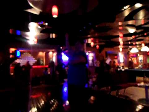 Golden Parnassus - Sixties Bar - Karaoke Night -