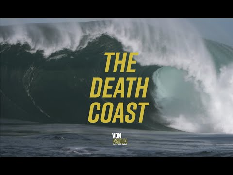 As ondas xigantes da Costa da Morte nun novo vídeo de especialistas internacionais de surf