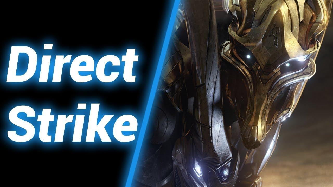 Зилоты Судьбы [Direct Strike] StarCraft 2 - YouTube