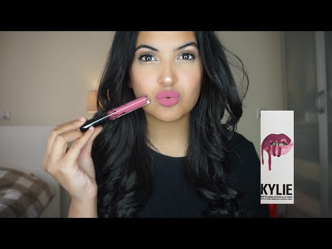 KYLIE COSMETICS REVIEW - First Impression...
