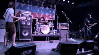 Os Vespas - Super Super (Acid Rock Festival 2014)