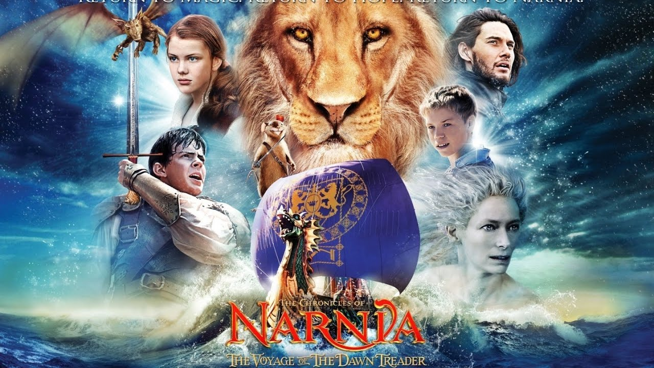 The Chronicles of Narnia The Voyage of the Dawn Treader ( 2010 )