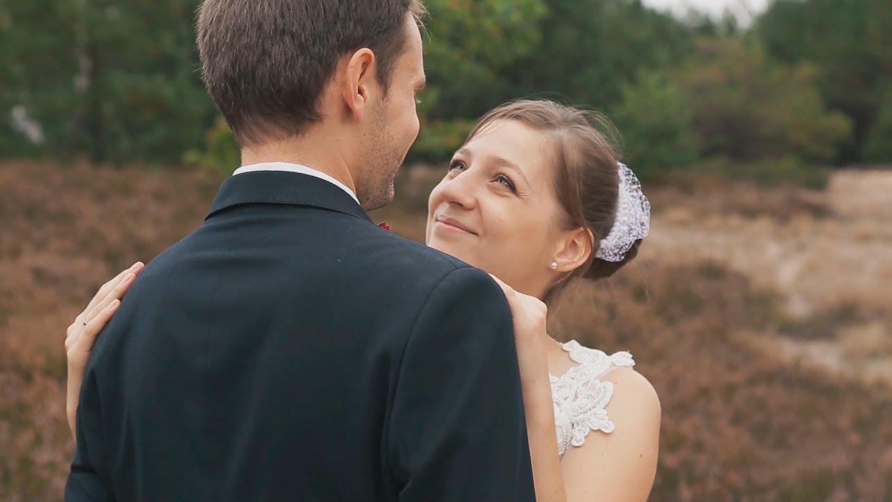Klaudia Nico Teledysk ślubny ślub Polsko Francuski Youtube