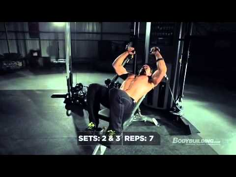 Greg Plitt's MFT28 Day 1, Chest Dominance Bodybuilding com