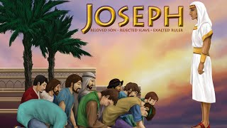 Joseph: Beloved Son, Rejected Slave, Exalted Ruler (2015) | Full Movie