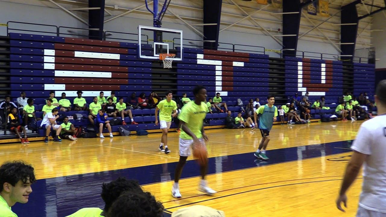 Miami-Dade County Basketball Showcase: Class of 2021 2022 Gm #6