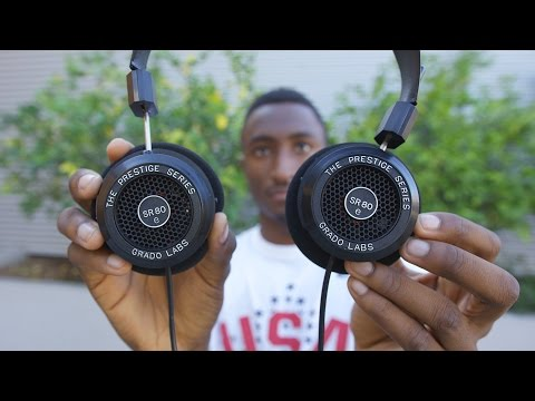 Grado SR80e: Dope Budget Headphones!