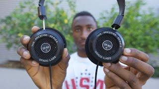 Grado SR80e: http://amzn.to/1Nhcsnr Open Back Headphones Explained: https://youtu.be/6RskGkGYtgg Grado SR60e: http://amzn.to/1NhcsUn Video Gear I ...