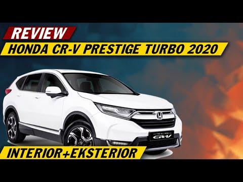 Review Honda Cr-v Prestige Turbo 2020 || Yakin Mau Beli??