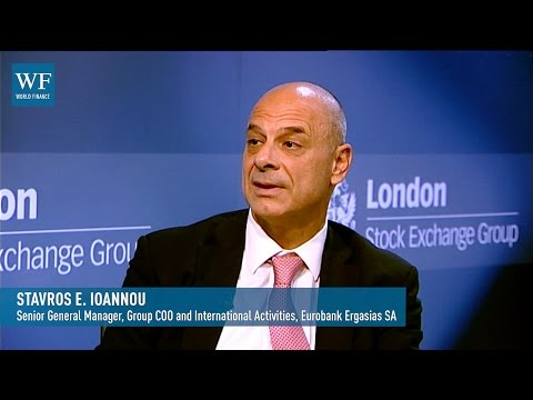 Eurobank's investment has given 'big boost to Greek banking sector' | World Finance Videos