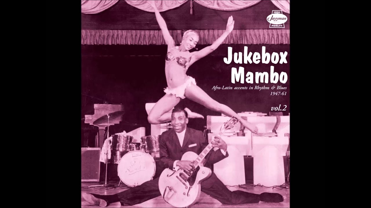 3a11daf43b7 Jukebox Mambo Vol. II - Underflow Record Store & Art Gallery