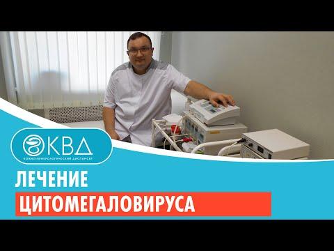 Цитомегаловирус, симптомы, лечение, влияние на беременность