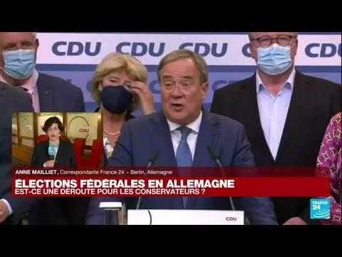 """Download Élections générales : les Allemands ont """"continué à voter Angela Merkel"""" • FRANCE 24"""
