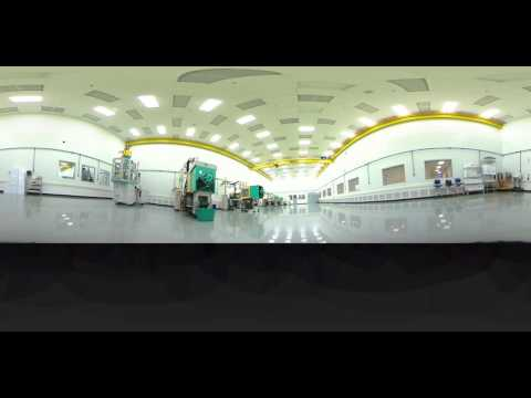 6,000 square foot ISO Class 7 (10K) cleanroom