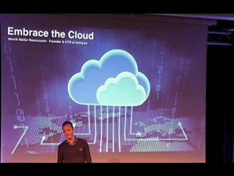 Embrace the Cloud - Talk - Henrik Møller Rasmussen - Inspiring Conference 2015
