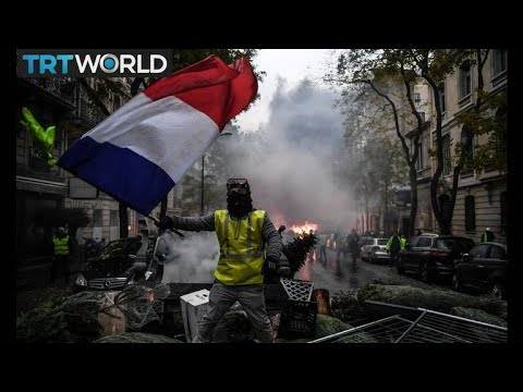 'Yellow vest' protests enter fourth week | Money Talks