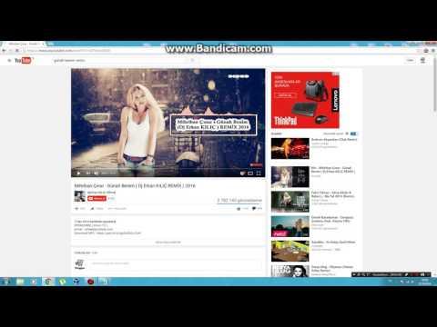 Youtube Klipli Video İndirme