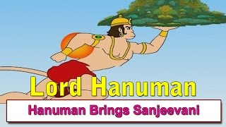 Hanuman Brings Sanvijani Gujarati | Hanuman Stories in Gujarati | Ram Bhakt Hanuman Gujarati Stories